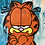 "Thumbnail: GARFIELD ""MAYBE YES"" - Mr. Oreke - original / unikat"
