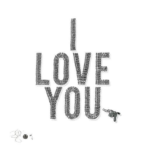 I LOVE YOU i know - R. Berner
