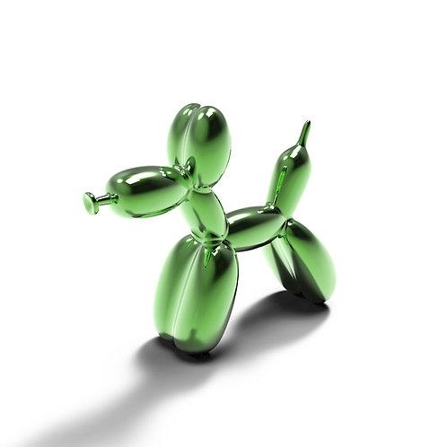 AIR MOGLI - balloondog - medium - green