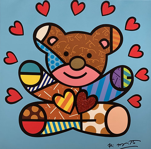 HAPPY BOY - Romero Britto