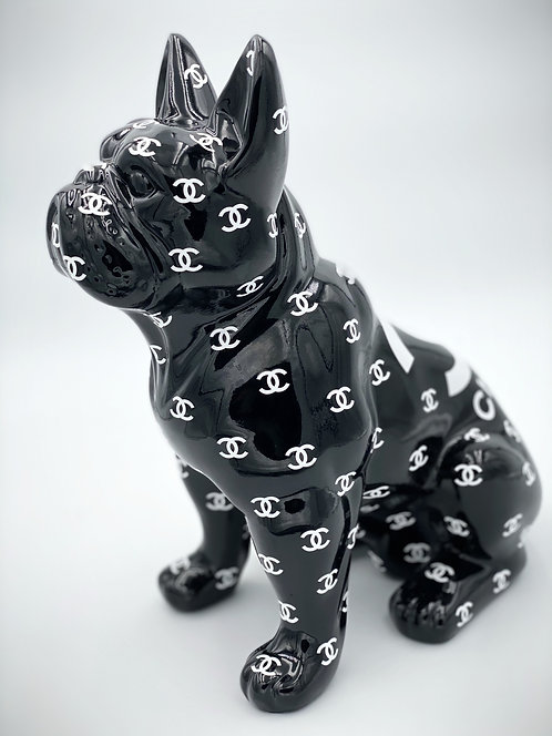 """FRENCHY """"CHANEL - black & white -  nWL-weareArt / limited"""