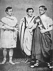 Booth Family Julius Caesar