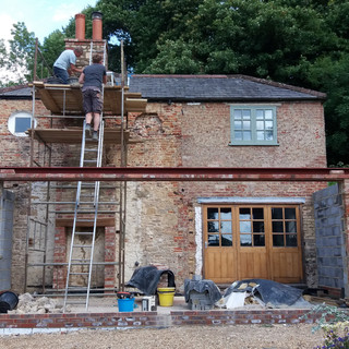 Bargate stone extension