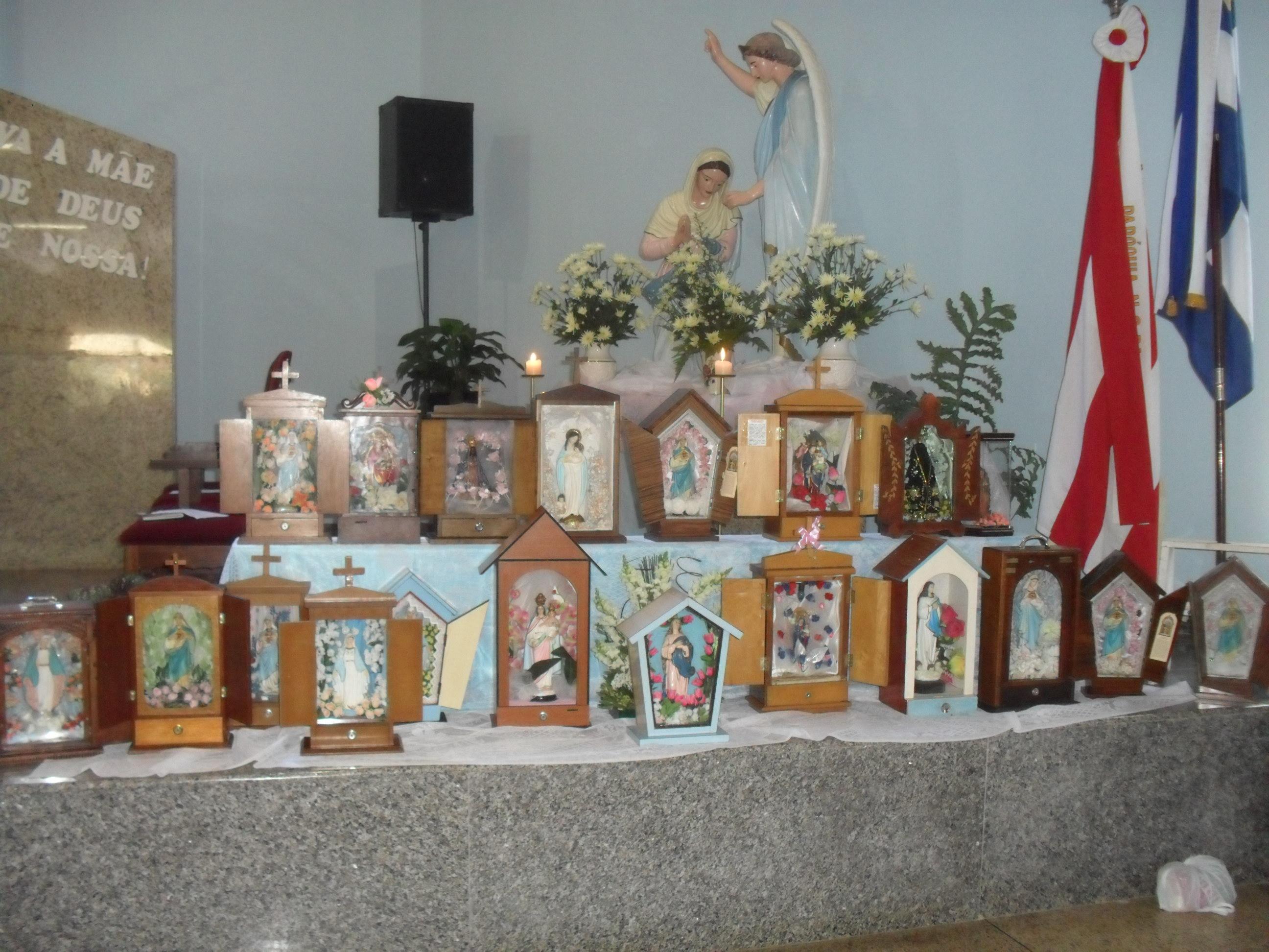 Capelinhas de Nossa Senhora