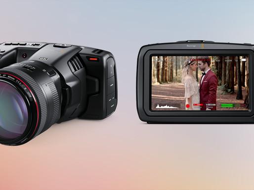 Blackmagic Pocket Cinema Camera 6K: saiba tudo sobre o lançamento