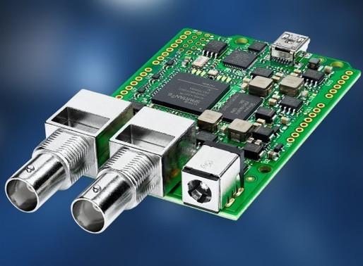 Crie sua própria controladora com o Blackmagic 3G-SDI Arduino Shield