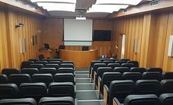 Auditório em Hospital