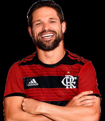 Diego Ribas | Camisa 10 Flamengo