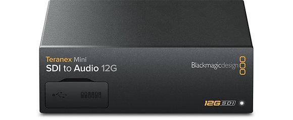 Teranex Mini SDI para Audio 12G