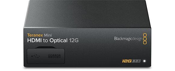 Teranex Mini HDMI para Optical 12G