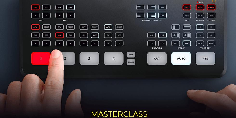 MasterClass - Atem Mini Pro