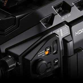 Blackmagic Design Anuncia Nova Blackmagic URSA Mini Pro 12K
