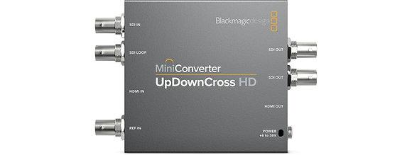 Mini Conversor UpDownCross HD