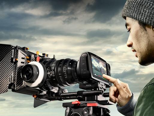 Blackmagic Design Anuncia Blackmagic Pocket Cinema Camera 4K