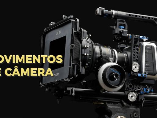 Movimentos de câmera