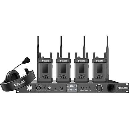 Intercom sem fio Wireless Mars T1000 Full Duplex Hollyland