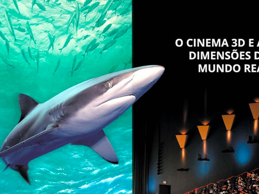 O cinema 3D e as dimensões do mundo real