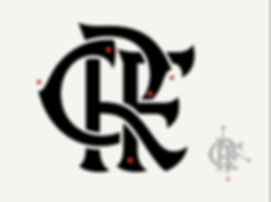 Evolução Monograma Flamengo