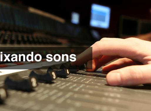 Mixando sons