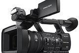 Câmera Sony Nx5R