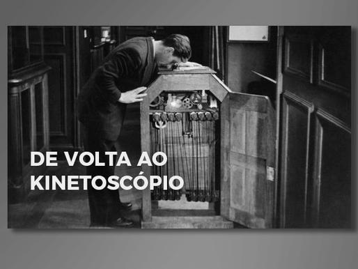 O tamanho da imagem dos filmes – de volta ao Kinetoscópio
