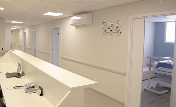 Ampliação Hospitalar
