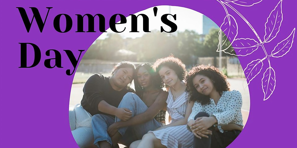 National Women's Day Coffee and Pastries Event