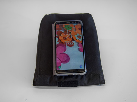 Personal adaptor to use a mobile phone