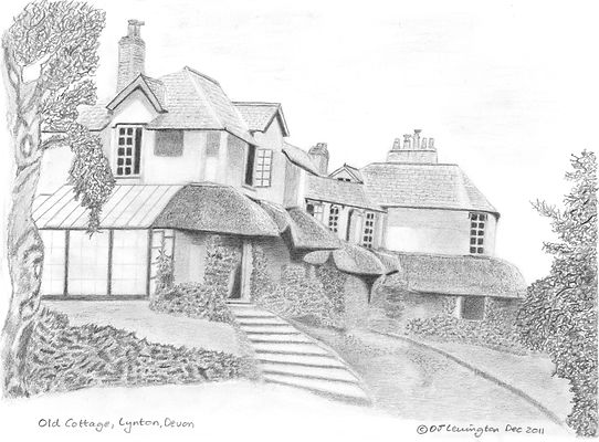 Old Cottage, Lynton