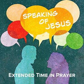 Extended Time in Prayer Resource Pack