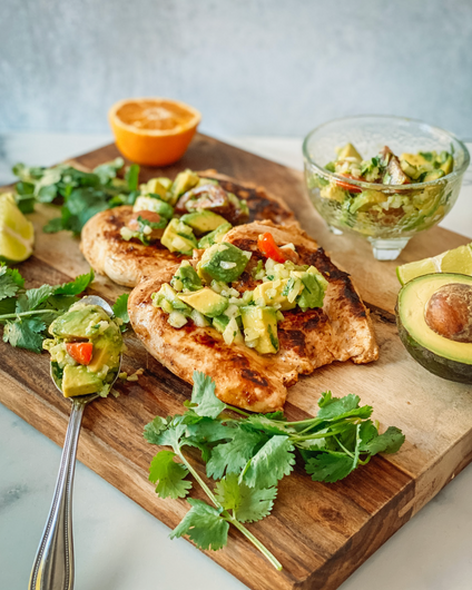 Latin Style Grilled Chicken