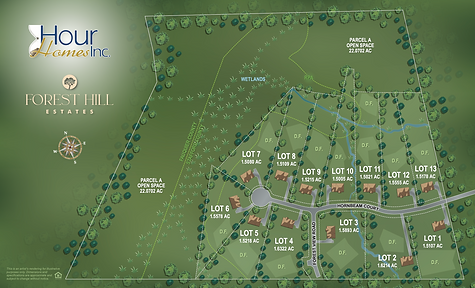 FOREST HILL SITE PLAN