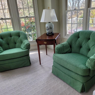 Custom Re-upholstery & Slipcovers