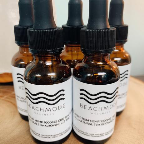 Beachmode Wellness CBD Oil