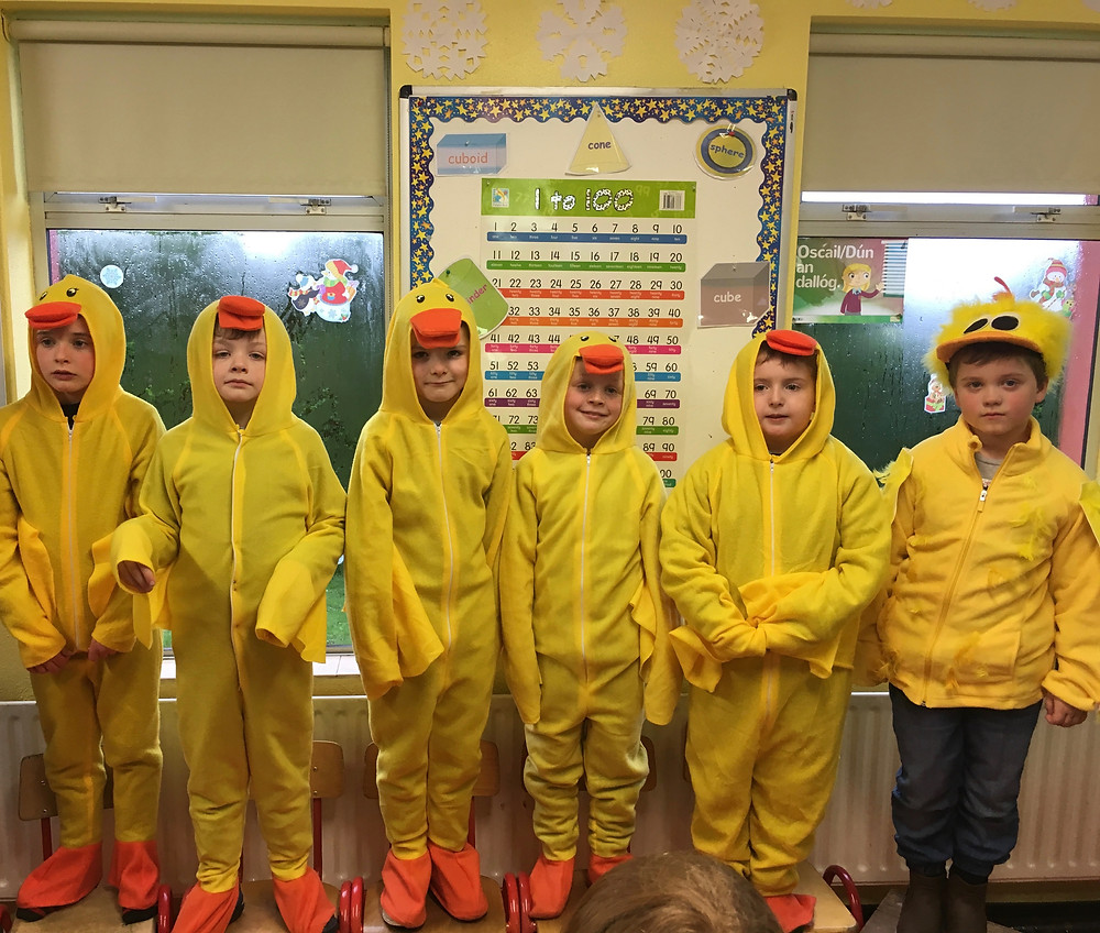 The Yellow Ducklings