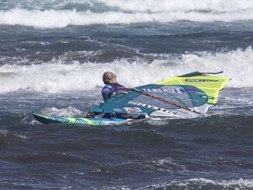Currently Leading the PWA Wave World Tour!