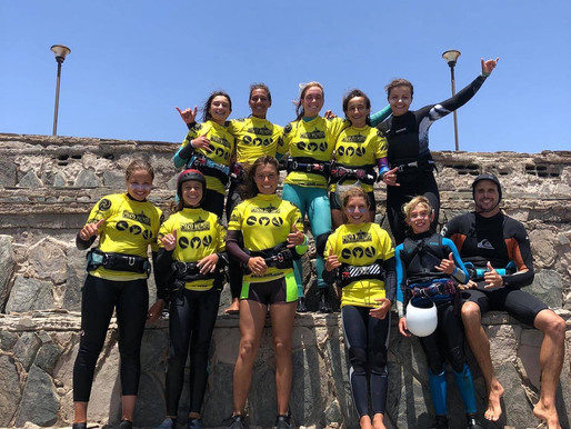Girls Backloop Clinic Pozo
