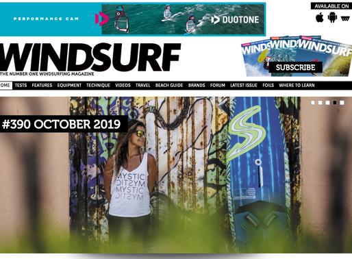 Windsurf MagaZine 9 page spread