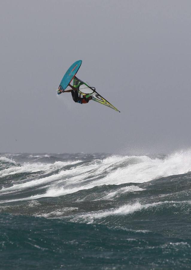Backloop Pozo 3.2 sail