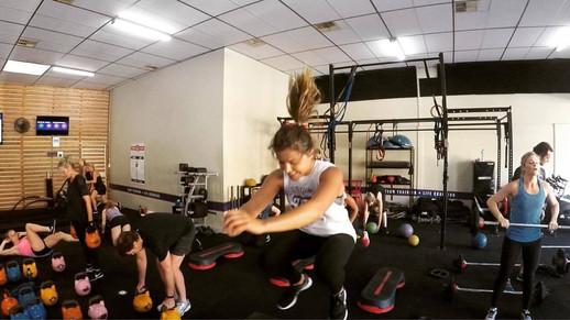 Justyna Sniady F45 Training