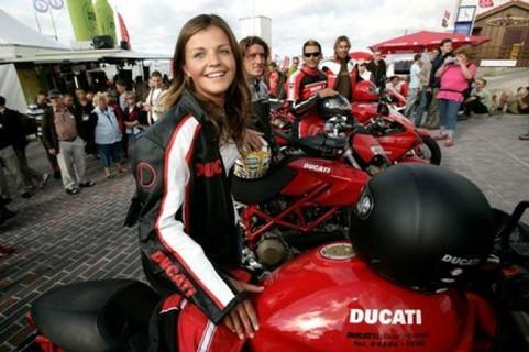 Ducati Motorbike Testing