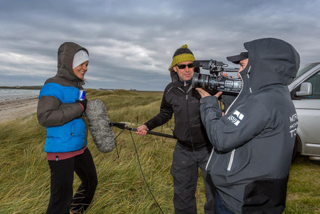 Tiree Wave Classic Justyna Sniady Interview