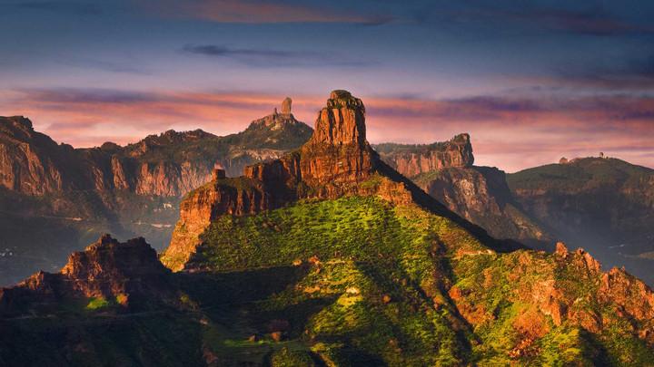 Mountains Gran Canaria
