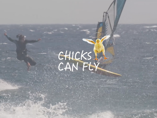 """Chicks Can Fly"" New Video is Out!"