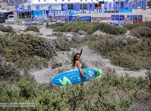 Saying Goodbye and Thank you to Simmer Style Windsurfing