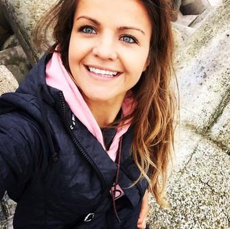 Justyna Sniady in Sylt