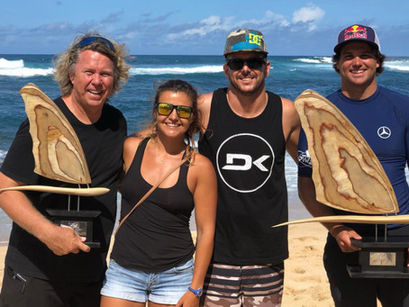 OVERALL PWA WAVE TITLES FOR JUSTYNA SNIADY AND PHILIP KOSTER