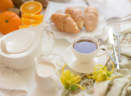 Morning or Afternoon Teas?