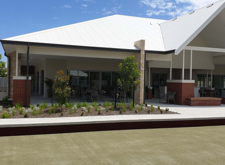 The Green - Lawn Bowls