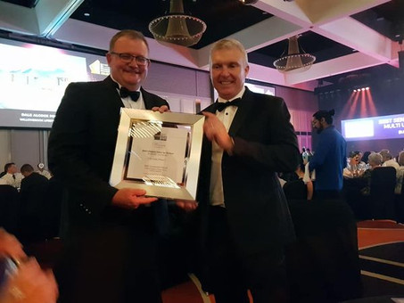 Building Award for Best Lifestyle Home for Seniors for Fairway Villages